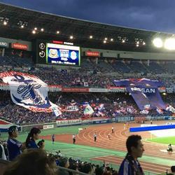 横浜Fマリノス対ジュピロ磐田