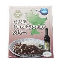 横須賀おっぱまワインカレー1箱